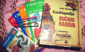 knjige o heklanju