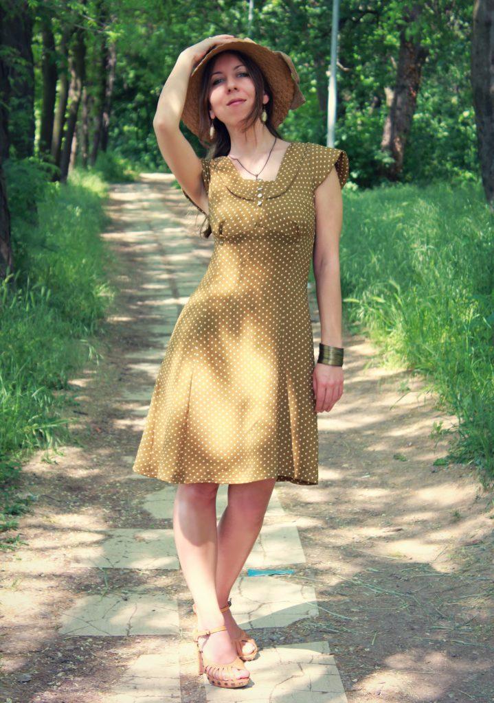 haljina na fufne